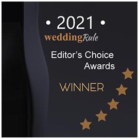 wedding wire couple choice 2021 badge
