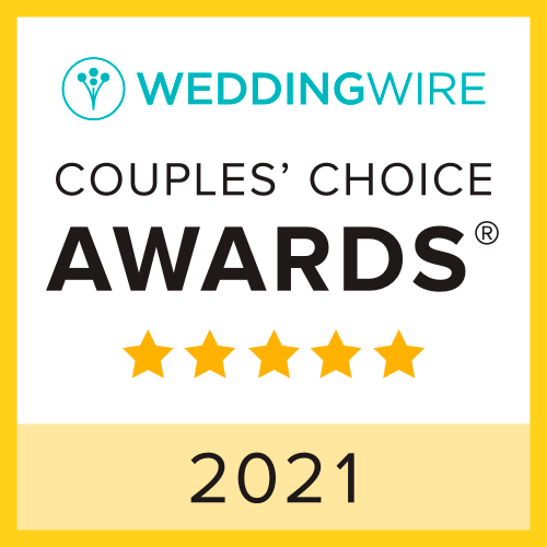 wedding wire couple choice 2021 badge