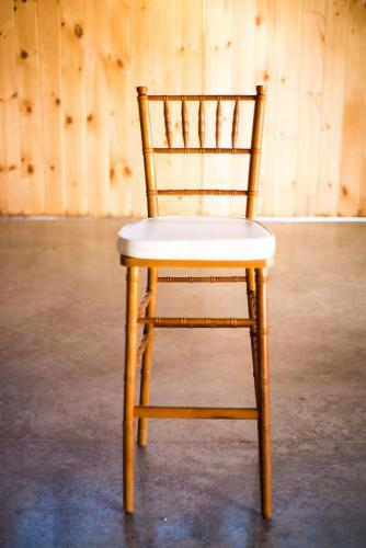 Chair - Pub Height Chiavari